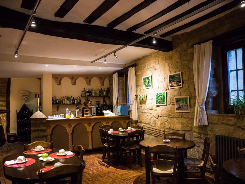 hotel con encanto en la rioja hotel brinas gastronomia 3