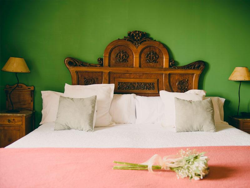 mini suite clasica hotel en brinas