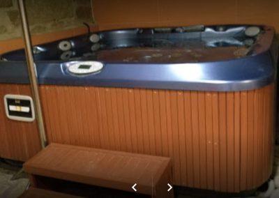 hotel con spa en la rioja jacuzzi privado